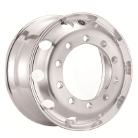 Velg Trailer Diamond Cut 22.5x11.75 ET120