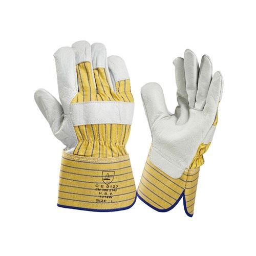 Handschoen mt10 rundleder