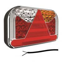 Rechter LED achterlicht zonder kentekenverl. 12/36